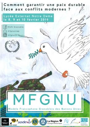 Affiche MFGNU 2019 - V5